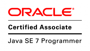 ORACLE Certified Associate Java SE7 Programmer